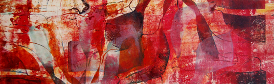 "NOT AVAILABLE. ""Sin título"". Mixed technique on card 21,1 x 61,4 cm. Signed and dated in 1970"