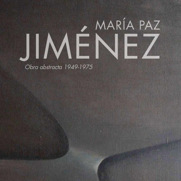 """Catálogo 'María Paz Jiménez'"". Click to see the exhibition catalogue"